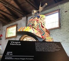 Vespa Venice | Courtesy: Fondazione e Museo Piaggio Pontedera